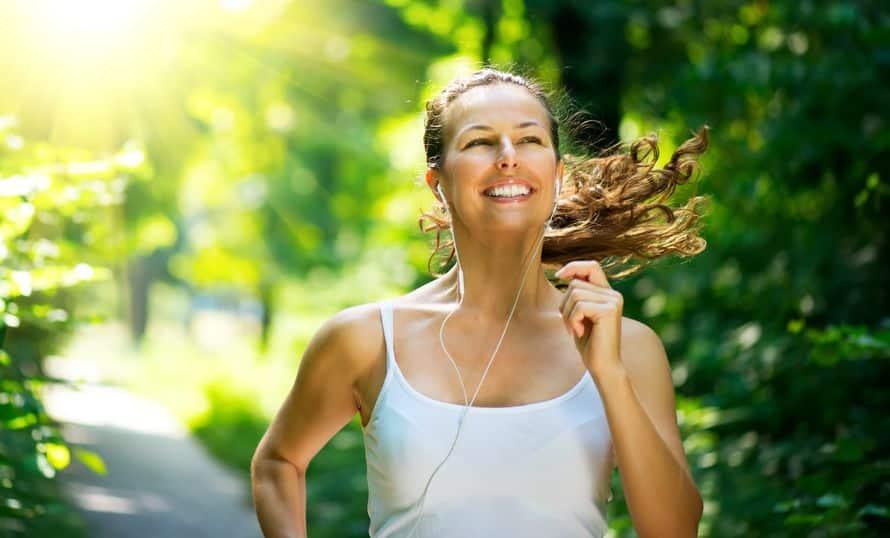 1日10分の軽い運動をするだけでも鬱になりにくいという雑学