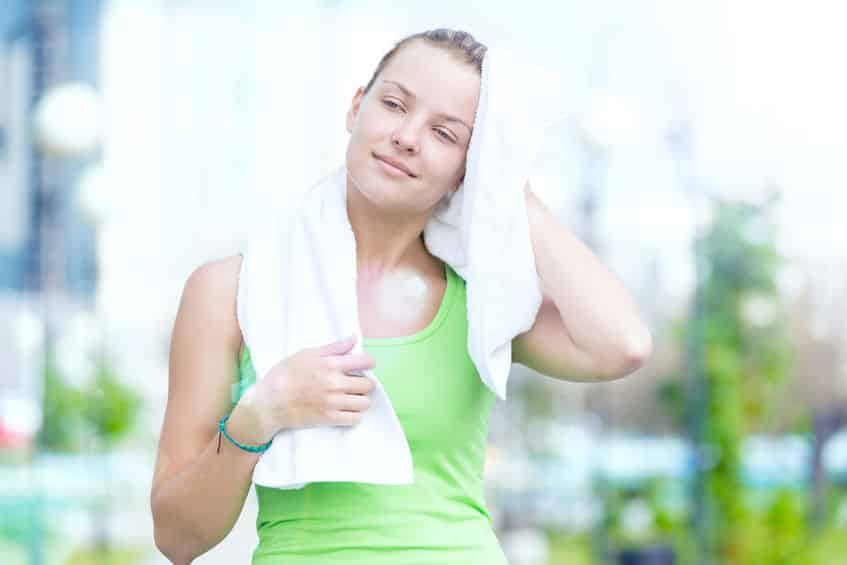 体内の熱を発散する防衛機能!暑いときに汗をかくのはなぜ?という雑学まとめ