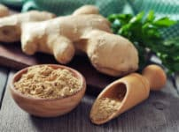 生姜はダイエット効果だけでなく中性脂肪にも血糖値にも良い効果があるかも、という雑学