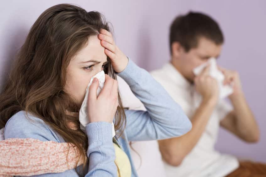 ウイルスと症状が違うというトリビア