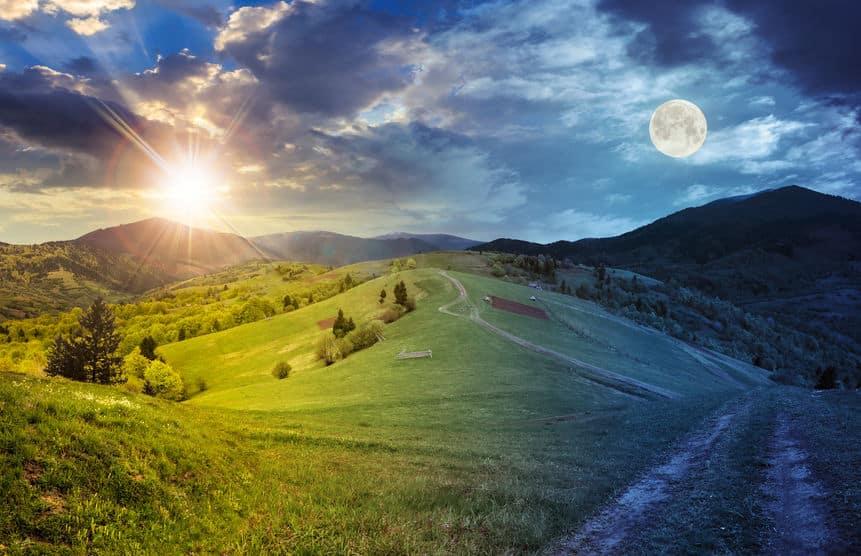 月は昼夜の温度が激しい、過酷な環境であるについてのトリビア