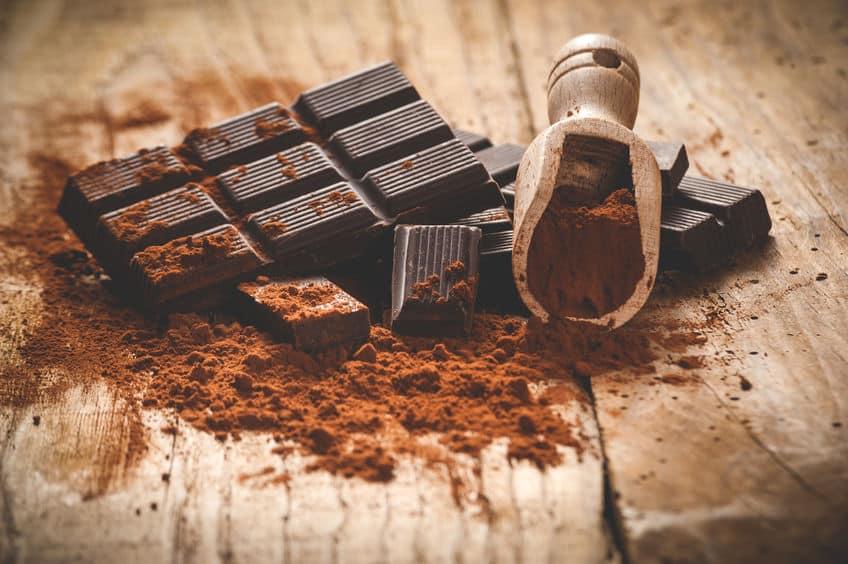 緑茶とダークチョコレートの組み合わせが頭を良くしてくれるかもというトリビア