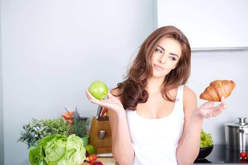 食べる前に少し考えるとダイエットできるかもという雑学