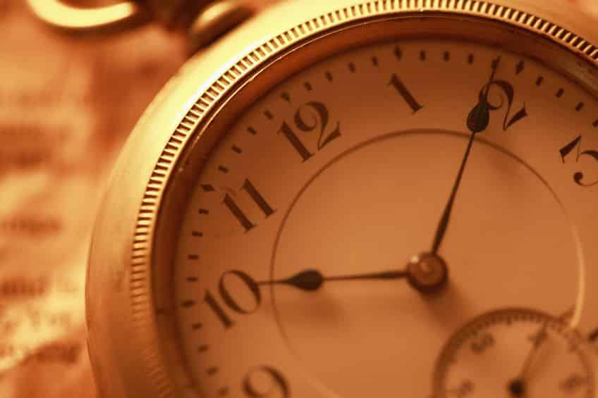 いちばん美しい時間は10時10分?についてのトリビア