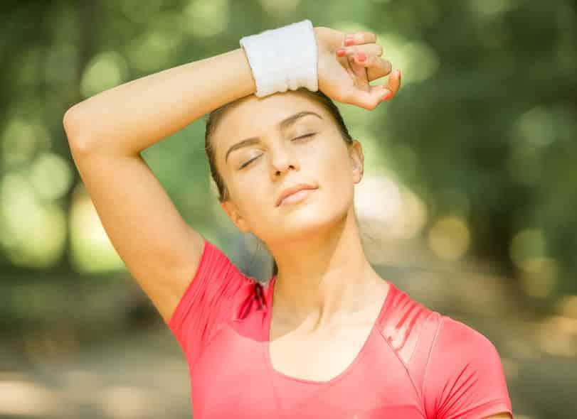 暑いときに汗をかくのはなぜ?に関する雑学