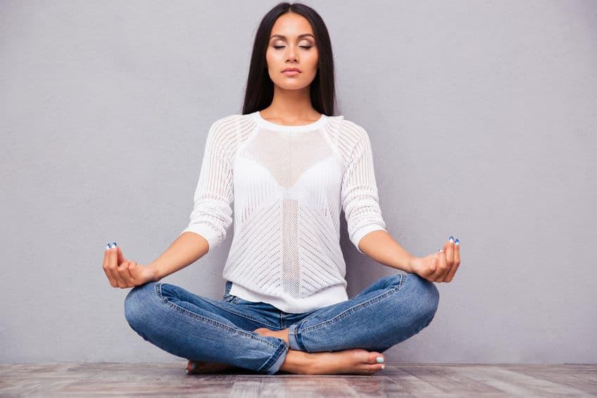 1日10分の瞑想で脳の認知機能がアップするというトリビア