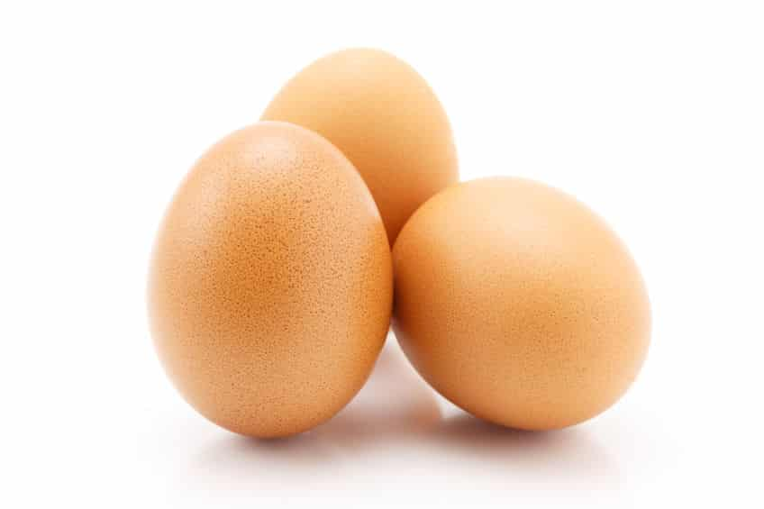 1日に3個の卵を食べるとコレステロールの粒子サイズが上がるというトリビア