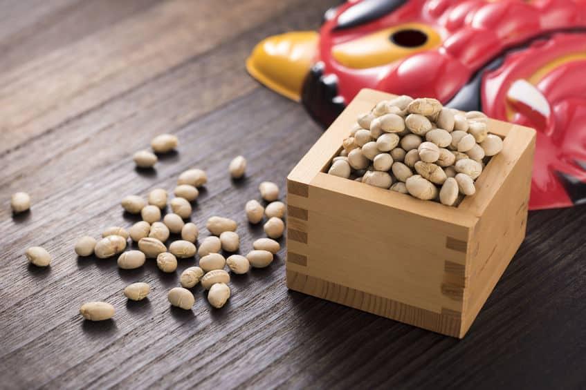 なぜ鬼退治に豆をまくのかというトリビア