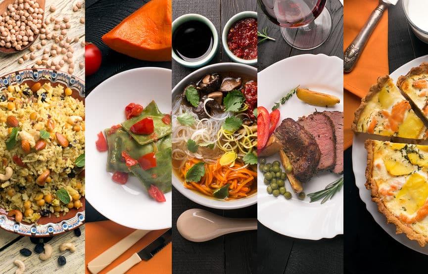 世界三大料理は、中華・フレンチ・トルコ料理という雑学