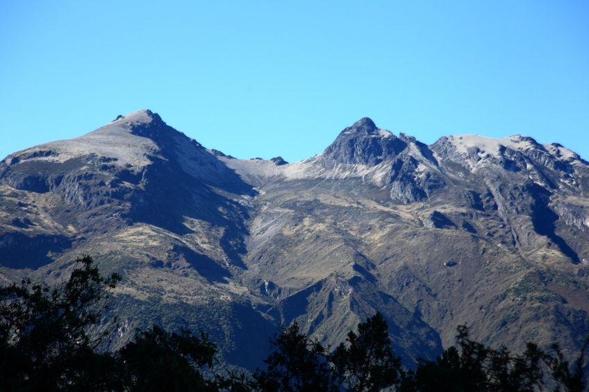 世界で一番長い山脈は「アンデス山脈」という雑学