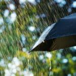 夕立の雨が大粒である理由に関する雑学
