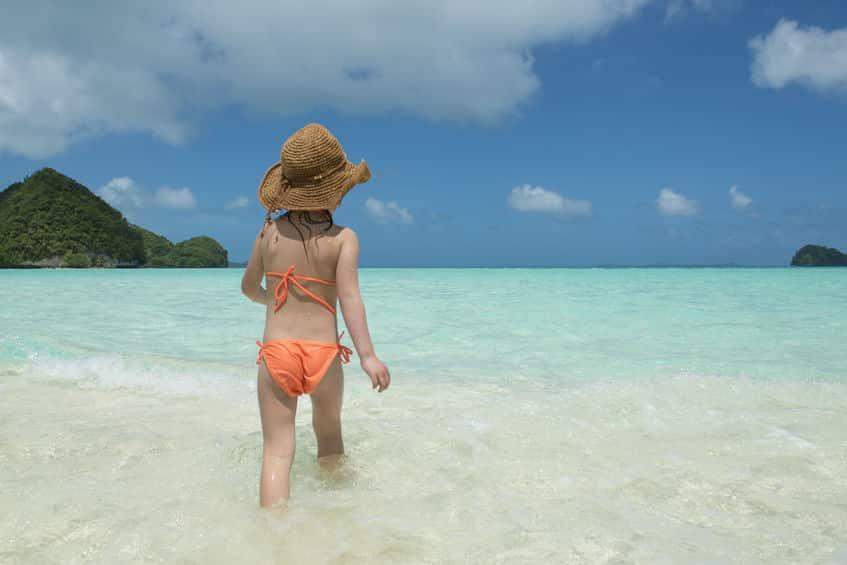 海はいつまで泳げるの?というトリビア