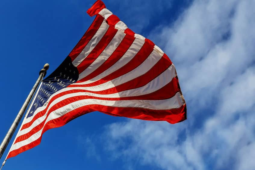 アメリカ国歌はもともとイギリスの歌という雑学