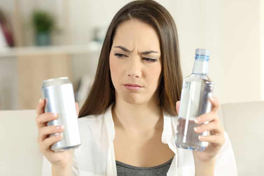 炭酸水は必ず無糖を選ぼう!についてのトリビア