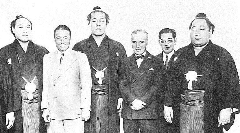 チャップリンは日本人の秘書を雇っていたというトリビア