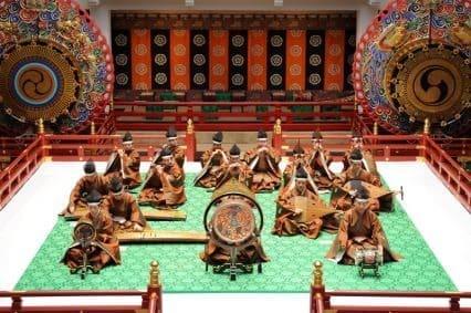 合奏を最初に編み出したのは日本人?重要無形文化財にもなっている雅楽!というトリビア