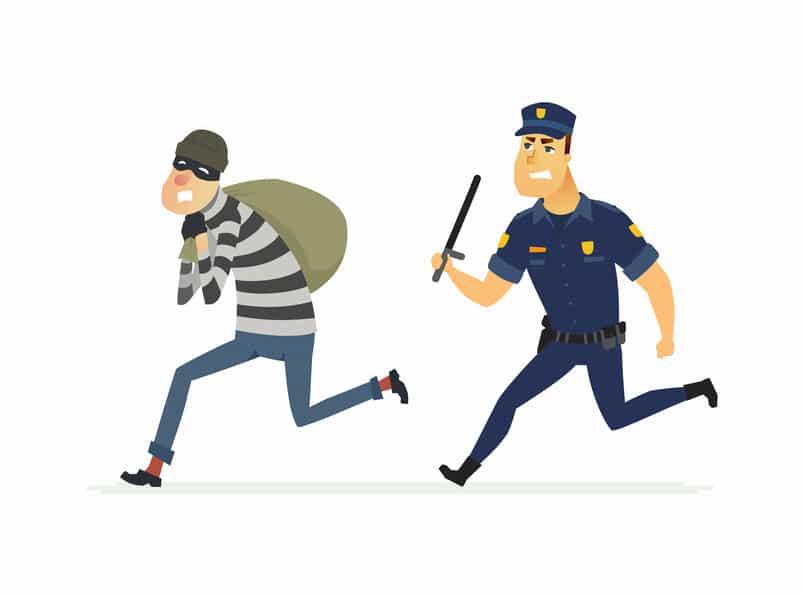 まさかの盗難防止が理由についてのトリビア