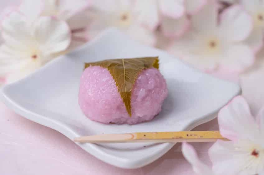 桜餅は「お餅」じゃない?