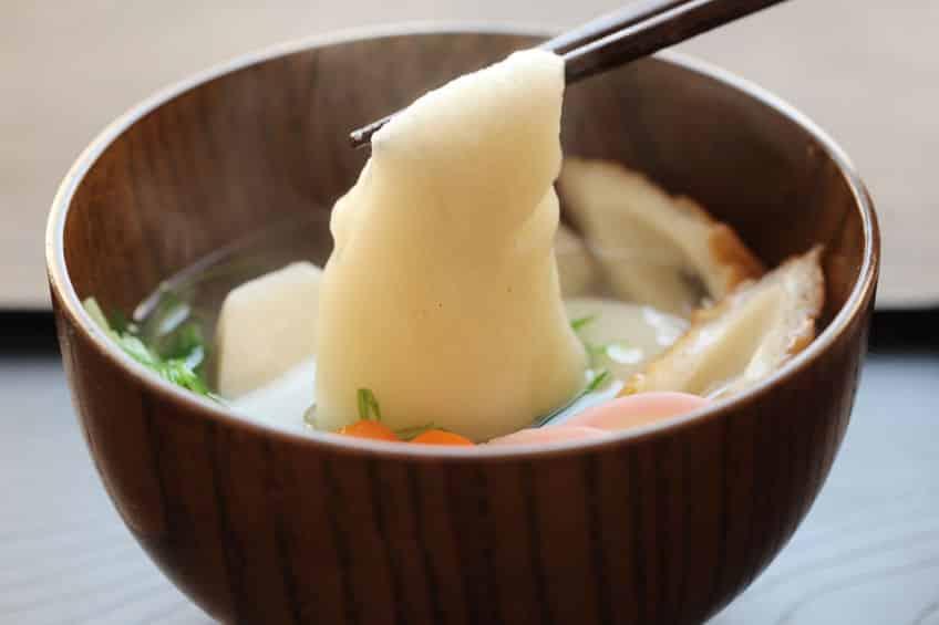 白味噌ベースで甘い!あんこ餅が入ったお雑煮がある【香川県】についての雑学まとめ