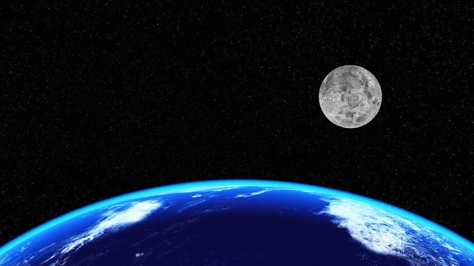 """""""角運動量""""を保存?月は少しずつ地球から離れていっているという雑学まとめ"""