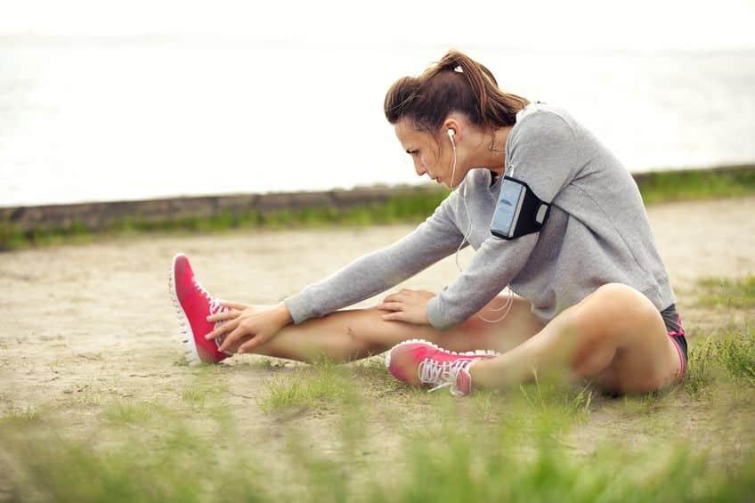 ストレッチは長時間よりも短時間の方が筋力はアップするという雑学