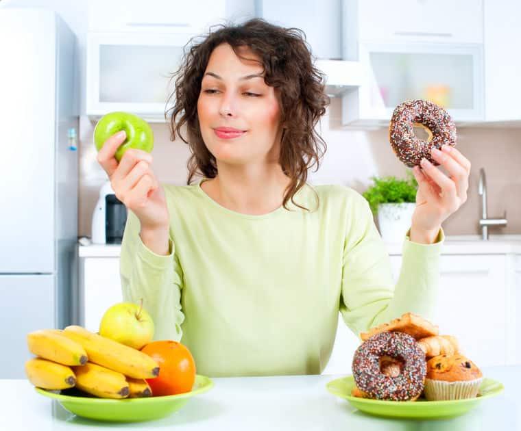 食欲を抑えられる!食べる前に健康について考えるとダイエットできる?という雑学まとめ