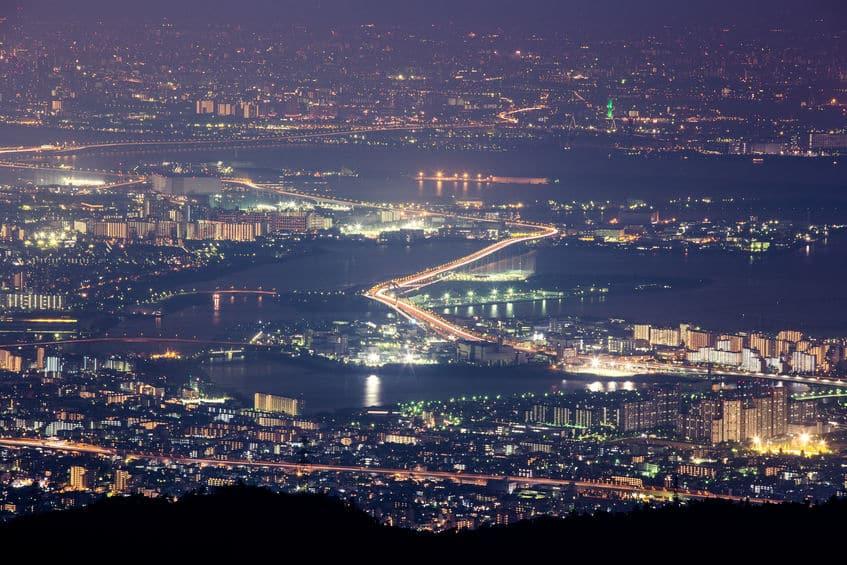 """1ヶ月分のアレ…。""""100万ドルの夜景""""の100万の意味とは?【六甲山】についての雑学まとめ"""