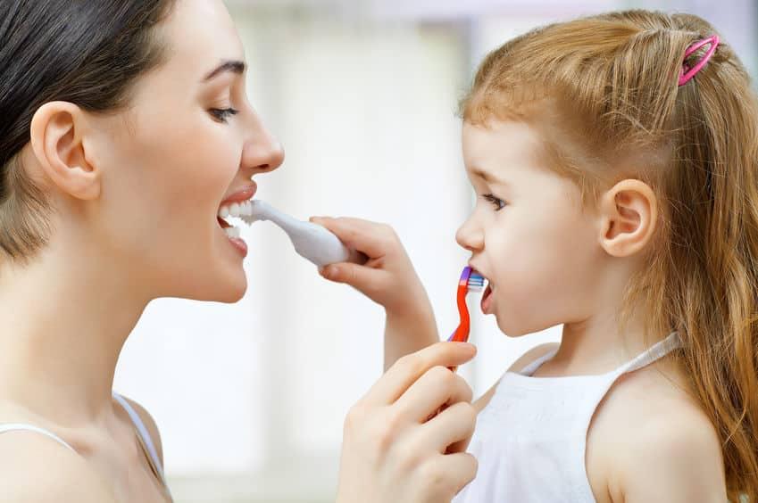 歯磨き粉には化粧品と医薬部外品の2種類があるという雑学
