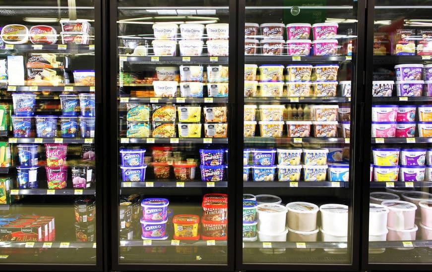 アイスの種類表示は、食品衛生法で条件が決まっているというトリビア