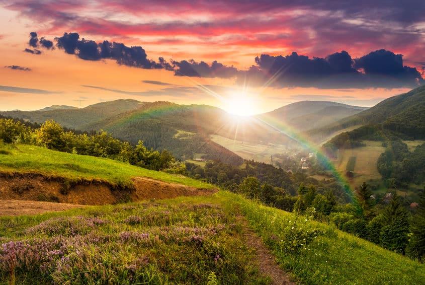 虹の雑学一覧!トリビア&豆知識をまとめました