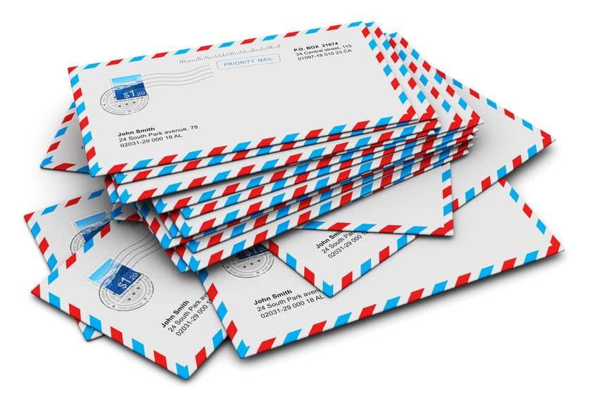 信書開封罪とは人のプライバシーを侵す罪のことというトリビア