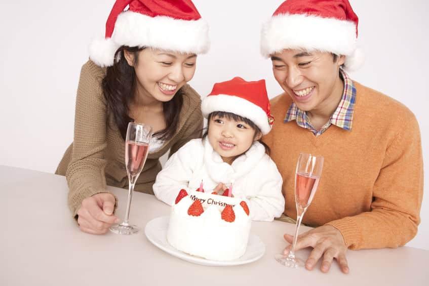 どうして日本ではクリスマスケーキを食べるようになったというトリビア