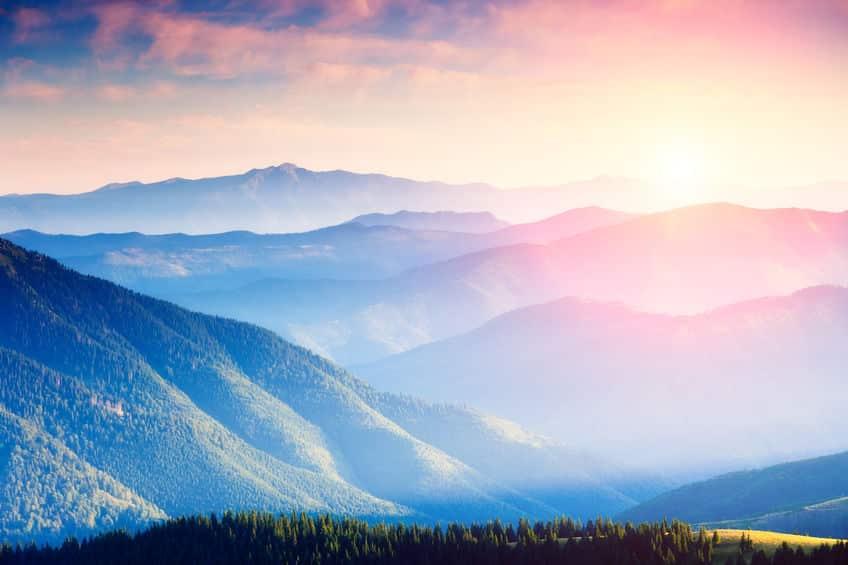 山と丘の違いについてのトリビア