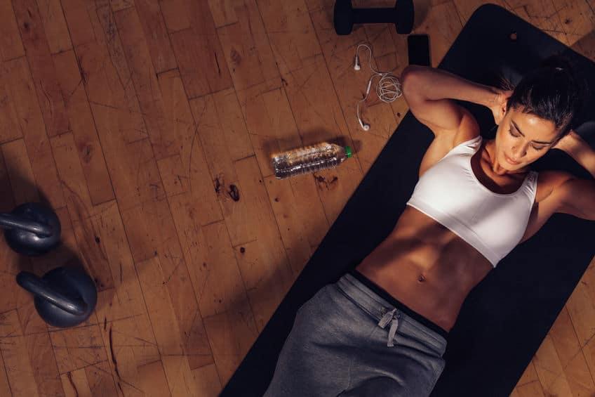 腹筋トレーニングは脂肪を減らす効果がないかも。ダイエット向きじゃない…?という雑学まとめ