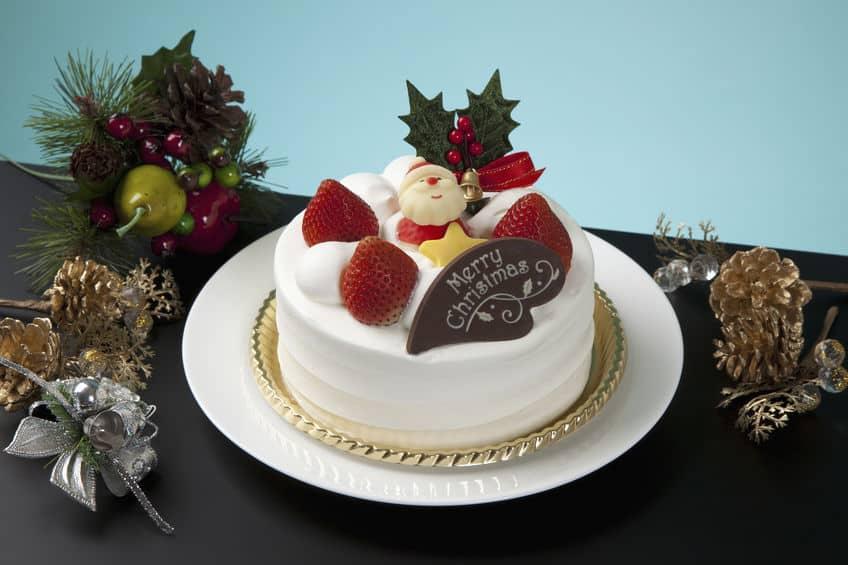 クリスマスケーキを食べるのは日本だけ!?に関する雑学