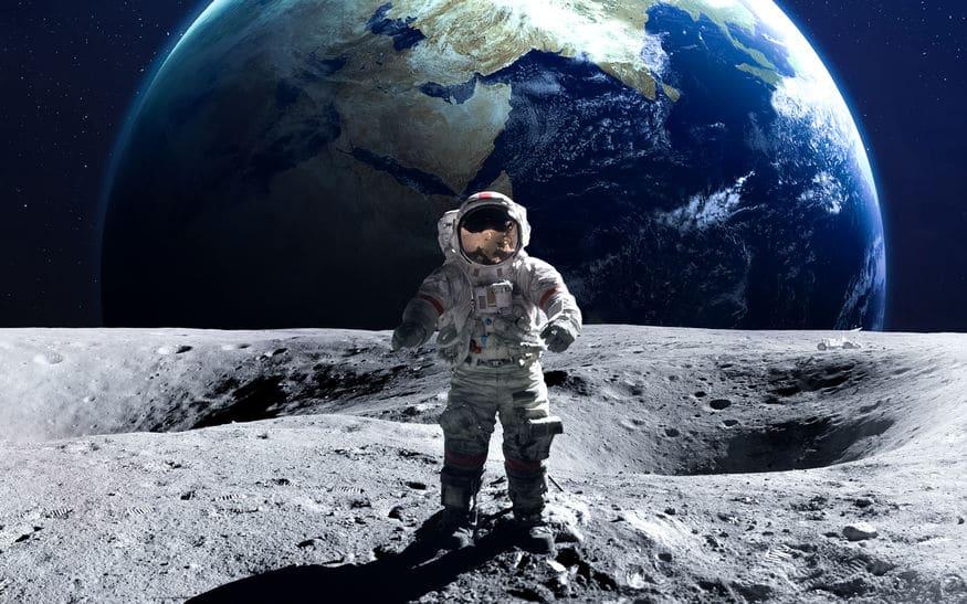 昔はもっと月は近かった!?というトリビア