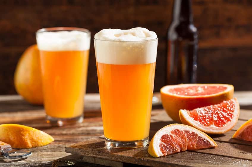 フルーティーでとても飲みやすいビールというトリビア