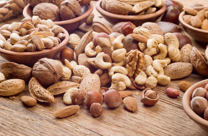 主食をナッツに置き換えダイエットについてのトリビア