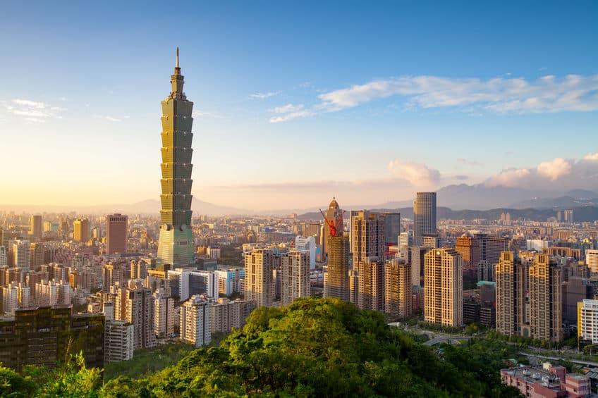 台湾の首都は台北市ではなかった!という雑学