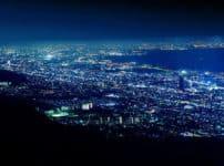 100万ドルの夜景の100万ってなんの数?に関する雑学
