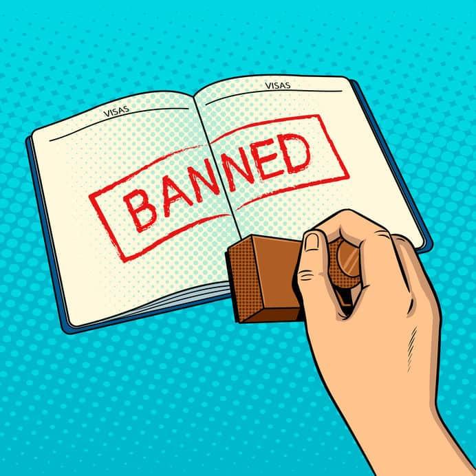 韓国を入国禁止になったこともあるというトリビア
