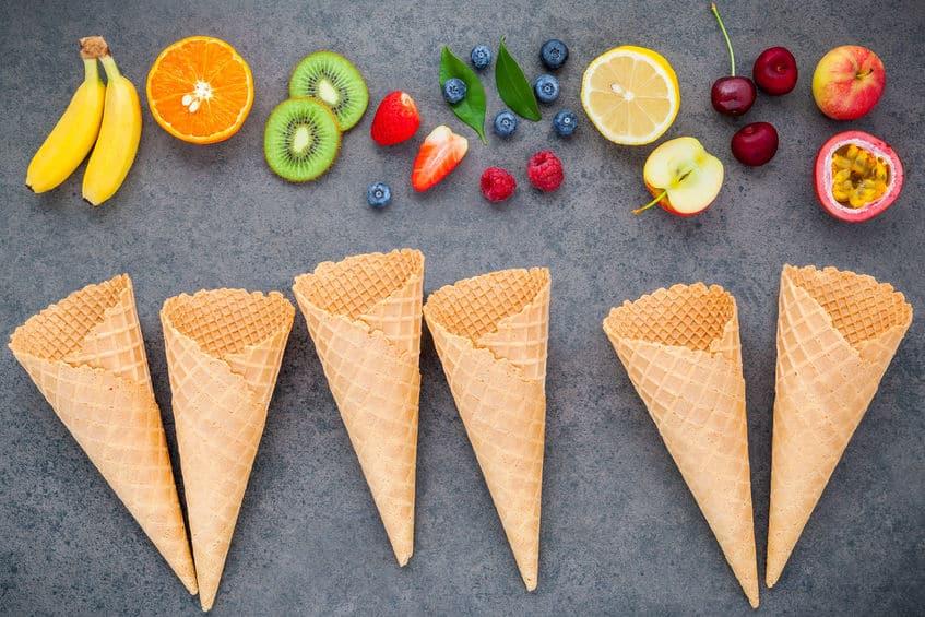"""トウモロコシじゃない!アイスクリームのコーンの意味は""""円錐形""""についての雑学まとめ"""