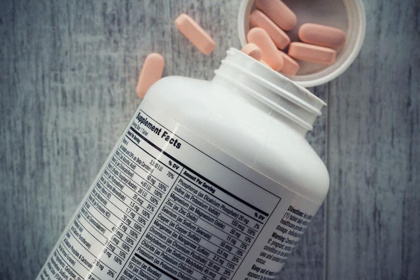 サプリメントの瓶に入っているビニール袋の理由についての雑学まとめ