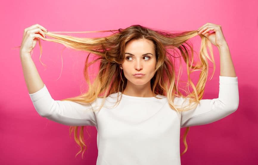 髪の毛を抜いたらどうなる?というトリビア