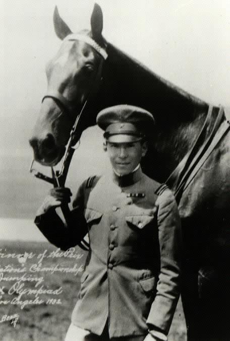 オリンピックの乗馬競技で日本が唯一メダルを獲得したのは、1932年のロサンゼルス大会に出場した西竹一についてのトリビア