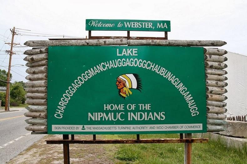 チャウバナガンガマウグ湖はアルファベット45文字で書かれる別名があるというトリビア
