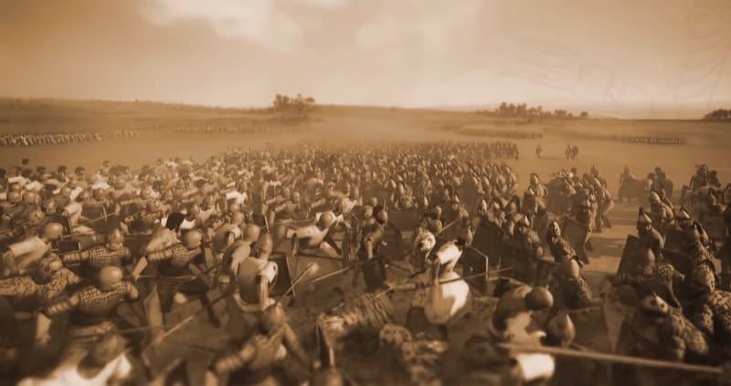 古代メソポタミアのラガシュ・ウンマの戦いは記録されている最古の戦争。期間は100年にも及ぶ!というトリビア