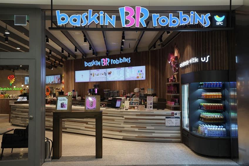 サーティーワンは海外では「Baskin Robbins」というトリビア