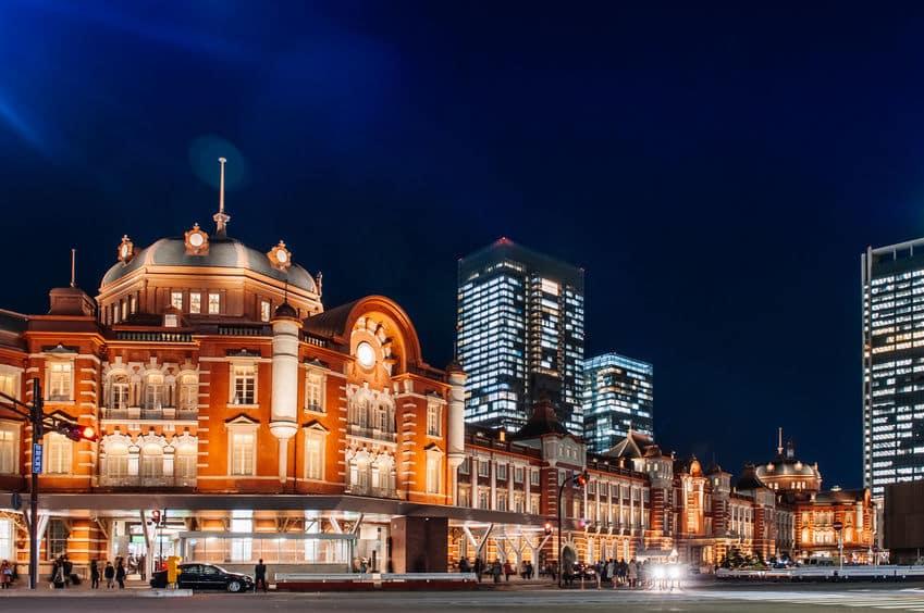 東京駅には3人の駅長がいるという雑学