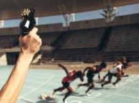 100メートル走の世界ルールでは、合図直後にスタートしてもフライングになるという雑学